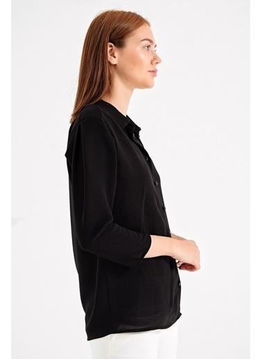 Jument Gömlek Siyah